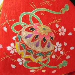 画像3: 七五三 7歳用結び帯(作り帯)大寸