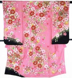 画像3: 七五三女の子7歳着物20点セット正絹