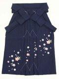 七五三3歳用刺繍入り女児袴