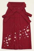 七五三7歳用刺繍入り女児袴
