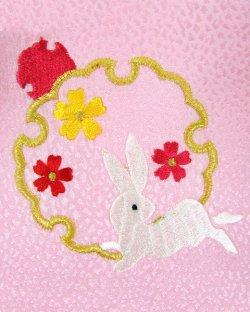 画像2: 七五三正絹刺繍しごき