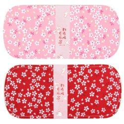 画像1: 七五三女の子用桜柄前板