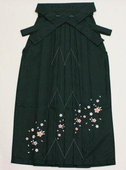 画像1: 女子袴 刺繍入り Sサイズ