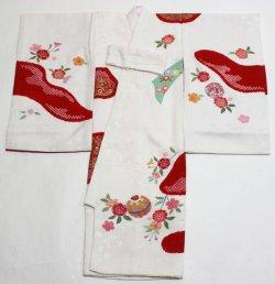 画像3: 女の子お宮参り着物 白