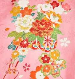 画像2: 女の子お宮参り着物 ピンク